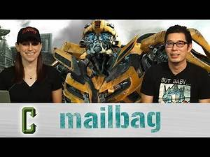 Will The Transformers Universe Reboot With The Bumblebee Spin-off? - Collider Mailbag