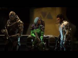 Mass Effect Andromeda Star Wars slight weapons malfunction reference