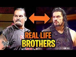 10 Shocking WWE Wrestlers Who Are Brothers In Real Life!