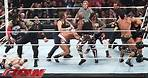 16-Man Elimination Fatal 4-Way Elimination Tag Team Match: Raw, December 7, 2015