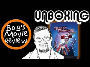 Transformers: The Movie Steelbook Unboxing