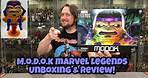 M.O.D.O.K Marvel Legends Unboxing & Review! One of Marvels Most Wanted!