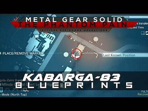 MGSV: The Phantom Pain KABARGA-83 Weapon Blueprint Location Guide