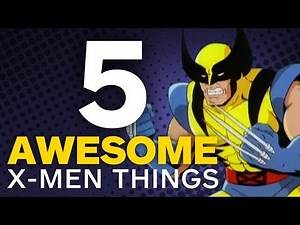 5 Awesome X-Men Things You Should Watch - What to Watch