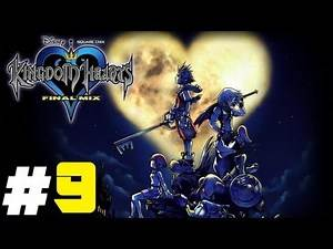 "Kingdom Hearts Final Mix Pt.9 || PS3 || What Do You Mean ""Junior Heroes""?"