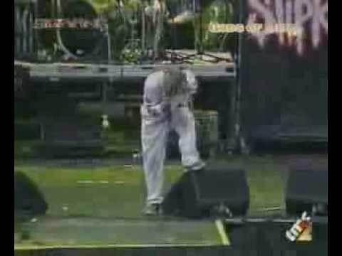 Slipknot - Eyeless live at Gods of Metal 2000