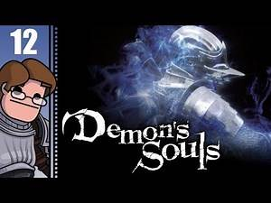Let's Play Demon's Souls Part 12 - Lord Rydell, Mind Flayer, Fluted Armor, Tower of Latria 3-1