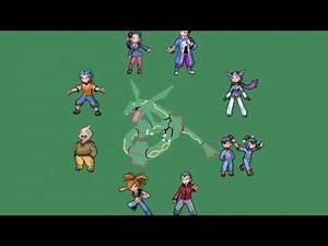 Can I beat Pokemon Emerald with each Gym Leader's Best Pokemon?! - GYM LEADER CHALLENGE