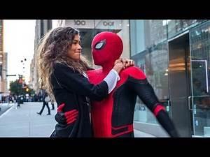 Человек-паук: Вдали от дома - Тизер Трейлер (2019)