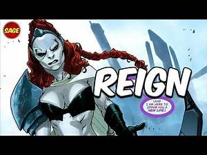 """Who is DC Comics' Reign? Supergirl's """"Doomsday"""""""