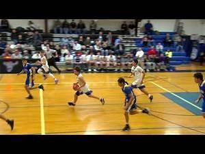 Red Cloud High School Vs Little Wound Boys basketball 2020