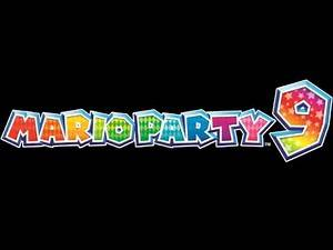 Step It Up Short) Mario Party 9 Music Extended OST Music [Music OST][Original Soundtrack]