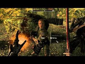 Skyrim: The Epic Modded Adventure - Ep.31 - Cienna the TryHard!