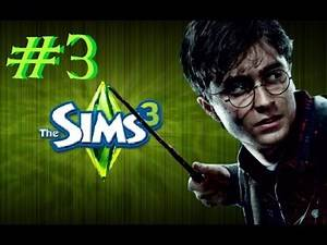 03. The Sims 3 Harry Potter Let's Play - House Adjustment's