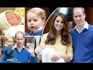 What Will Prince William and Kate Middleton Name Third Baby?