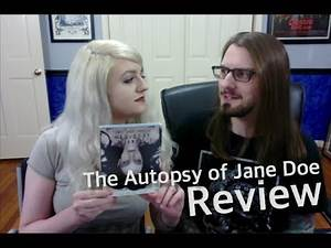The Autopsy of Jane Doe Review (Spoiler-Free)
