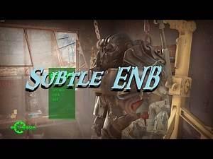Fallout 4 Enbs - Subtle ENB Immersive wasteland Preset