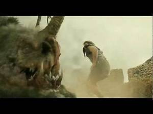 Wrath of the Titans Official EXCLUSIVE Clip Burn Me