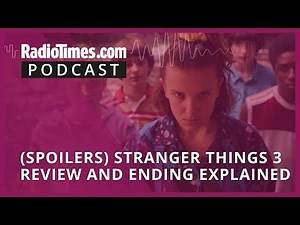 Stranger Things 3 review and ending explained