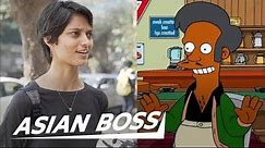 Indians React to Apu Controversy [Street Interview] | ASIAN BOSS
