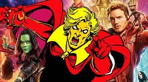 Guardians of the Galaxy Vol. 3 Director James Gunn on Casting Adam Warlock
