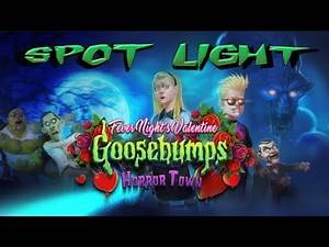 Goosebumps Horror Town: Fever Night's Valentine - Event Spotlight