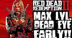MAX DEAD EYE EARLY!! ( 25% BOOST!!) RED DEAD REDEMPTION 2 | ALL VALERIAN ROOT LOCATIONS (17)