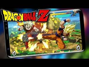 Best Dragon Ball Z Game for Android 2020 gameplay