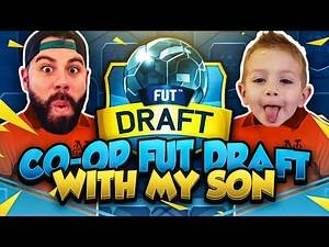 ETHAN BUILDS ME A SICK FUT DRAFT!!! TOTY TIME?!? - FIFA 16 Ultimate Team