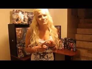 WWE Tough Enough Auditions   Michelle Otolo #ToughEnough