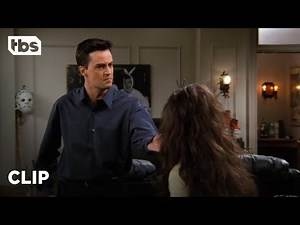 Friends: Chandler Wants to Get Serious With Janice (Season 3 Clip) | TBS
