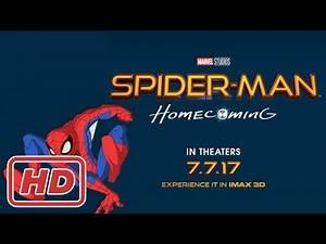 Spider-Man Homecoming Trailer (Spectacular Spiderman Version)