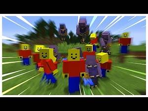 WE invaded Terrible Minecraft Servers
