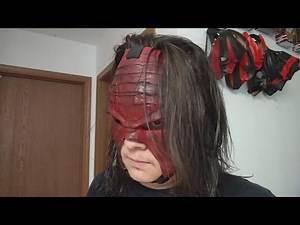 WWE Demon Kane Mask