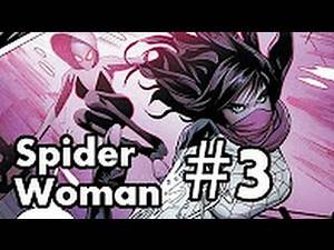 Spider-Woman #3 Review/Recap. Completed Mission! - DC COMICS REBIRTH