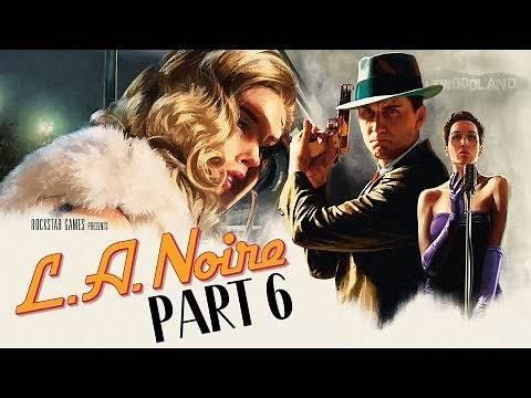 "L.A. Noire (PS4) - Let's Play (5-Star Ratings) - Part 6 - ""The Fallen Idol"" | DanQ8000"