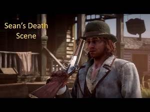 Red Dead Redemption 2: Sean's Death Scene