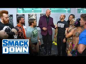 AJ Styles, Daniel Bryan and other Superstars debate tournament resolution: SmackDown, May 29, 2020