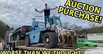 Rebuilding The Worlds Biggest Forklift!!!