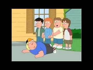 Family Guy Online - Bully Payback - Kyle beats up Chris