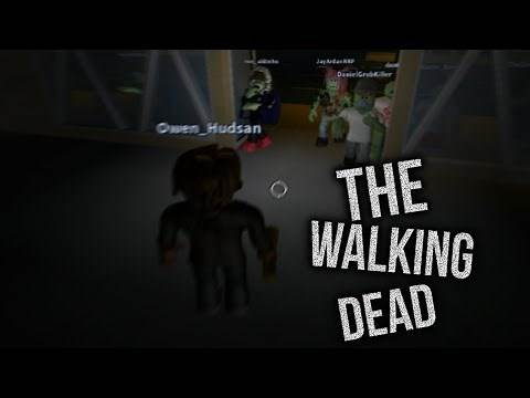 THE WALKING DEAD | Realistic Roleplay 2 ROBLOX