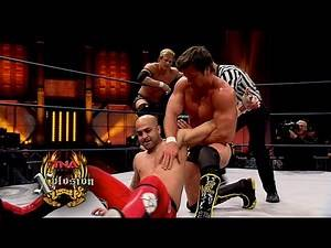Xplosion Match: John Yurnet and Sonjay Dutt vs. Ross & Marshall Von Erich