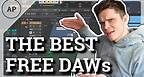 The Best free DAWs for Music Production 2020