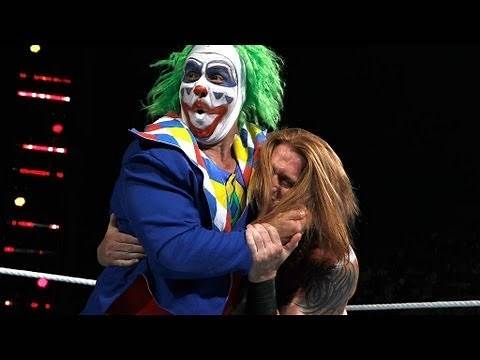 Doink the Clown vs. Heath Slater: Raw, July 2, 2012