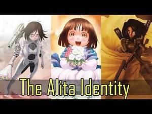 Battle Angel Alita (GUNNM) The Many Faces of Alita