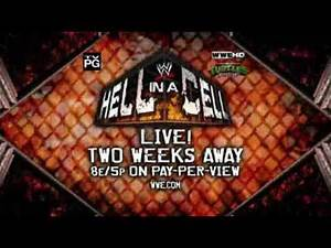 WWE Hell in a Cell - Cena VS Orton