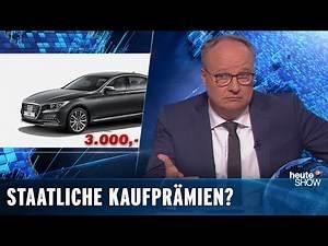 Milliarden für die Autobranche! Und was wird aus allen anderen?   heute-show vom 08.05.2020