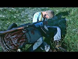 Red Dead Redemption 2 - Sucking Off Strangers