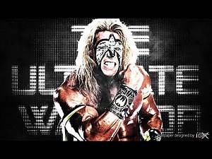 Ultimate Warrior Tribute-Immortals Live Forever