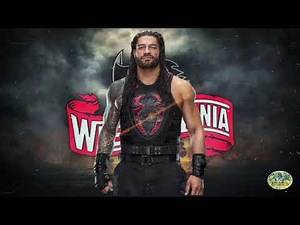WWE : Roman Reigns Theme Song || The Truth Reigns || Wrestlemania 36 ( 2020 )
